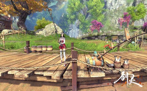 剑灵挂机刷材料装备辅助模拟 钓鱼系统玩法攻略.jpg